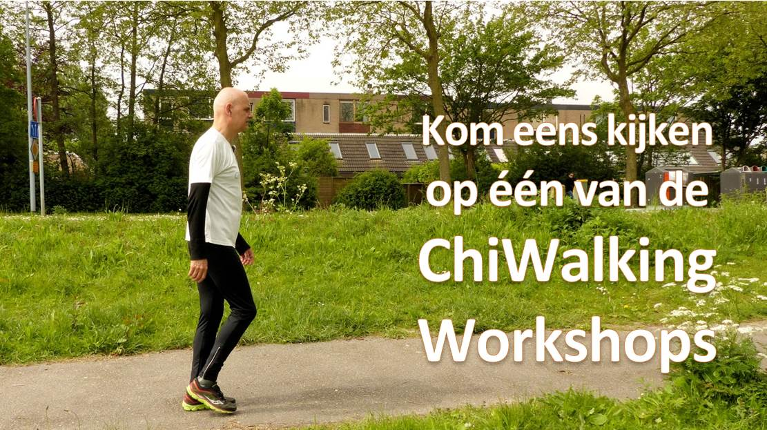 ChiWalking workshop
